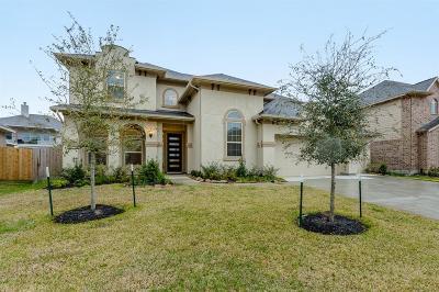 League City Single Family Home For Sale: 4912 Isla Canela Lane