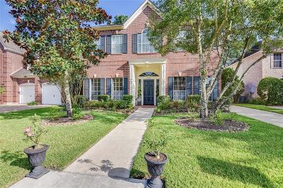 Houston Single Family Home For Sale: 1207 Turnbury Oak Street