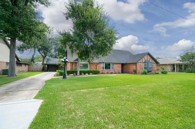 Houston Single Family Home For Sale: 8015 Colgate Street