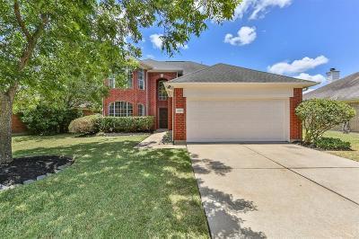 Katy Single Family Home For Sale: 3127 Silver Cedar Trail