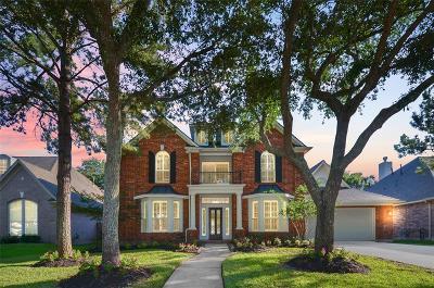 Katy Single Family Home For Sale: 4814 Stackstone Lane