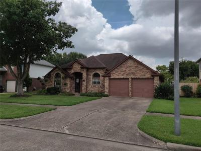Deer Park Single Family Home For Sale: 701 Bayou Bend Drive