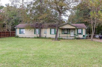 New Caney Single Family Home For Sale: 19852 Highland Drive