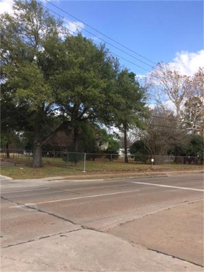 Houston Residential Lots & Land For Sale: 120 Crosstimbers