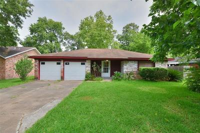 Houston Single Family Home For Sale: 722 Fawn Drive