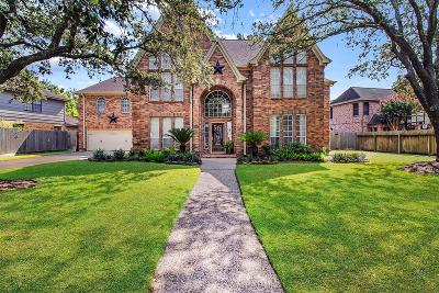 Katy Single Family Home For Sale: 1807 Hickory Chase Drive