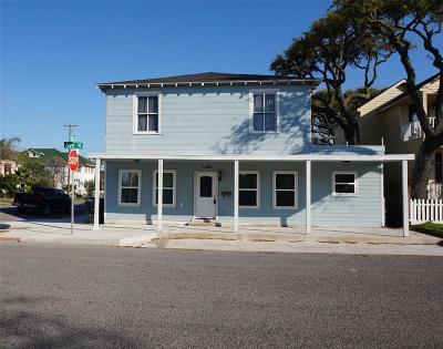 Galveston Rental For Rent: 1128 Avenue K #Front