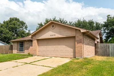 Pearland Single Family Home For Sale: 2815 N Brompton Drive