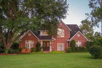 Friendswood Single Family Home For Sale: 1109 Tall Pines Drive