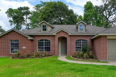 Single Family Home For Sale: 6822 Woodland Oaks