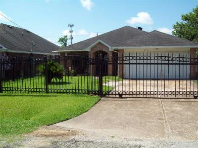 Houston Single Family Home For Sale: 9418 Ledge Street