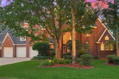 The Woodlands Single Family Home For Sale: 99 W Lakemist Circle