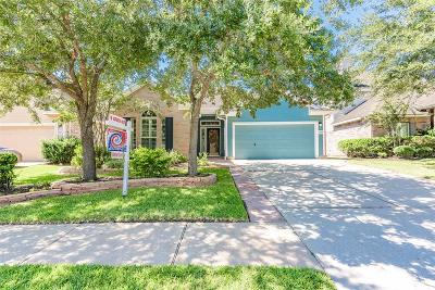Pasadena Single Family Home For Sale: 1519 Roaring Springs Lane