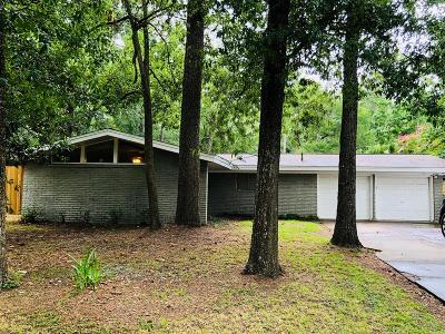 Dickinson Single Family Home For Sale: 1209 Rosewood Drive