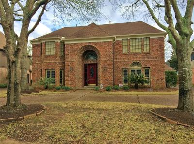 Katy Single Family Home For Sale: 1719 Beacon Cove Court
