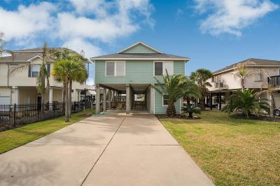 Tiki Island Single Family Home For Sale: 1325 Wahini Street