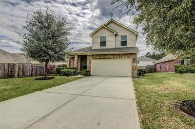 Conroe Single Family Home For Sale: 1704 Forest Falls Court