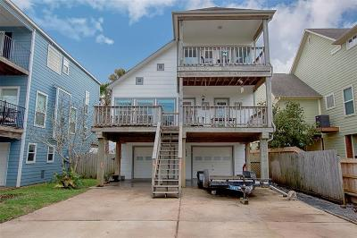 Clear Lake Shores Single Family Home For Sale: 903 Cedar Road