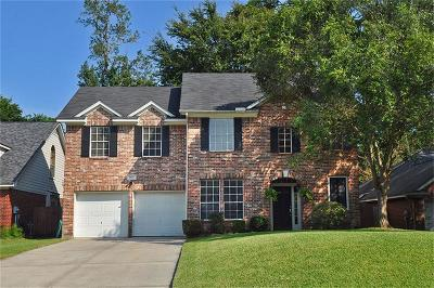 Humble Single Family Home For Sale: 6611 Emerald Ash Court