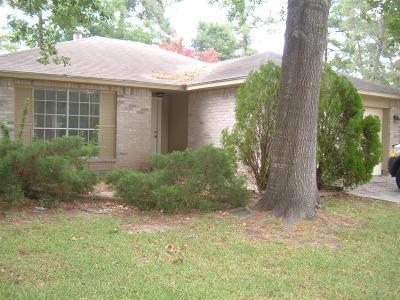 Spring, The Wodlands, Tomball, Cypress Rental For Rent: 4515 Adonis Drive