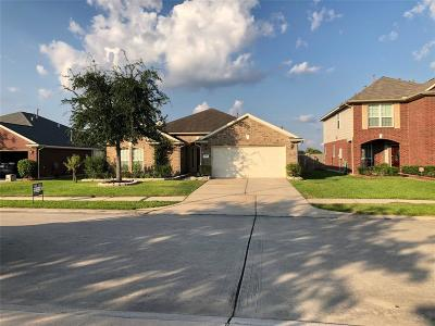 Pearland Single Family Home For Sale: 2961 Water Willow Lane