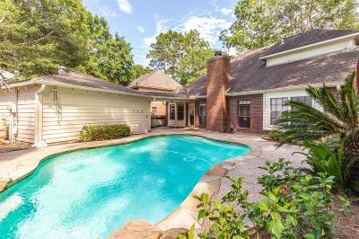 Kingwood Single Family Home For Sale: 3719 Fern River Drive