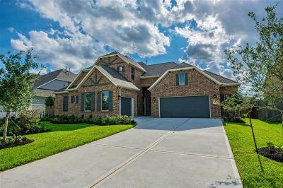 Tomball Single Family Home For Sale: 18723 Spellman Ridge