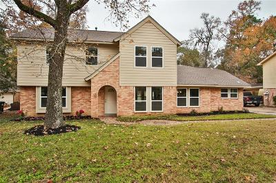Conroe TX Single Family Home For Sale: $285,000