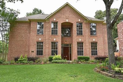 Houston Single Family Home For Sale: 5203 Heathervale Court