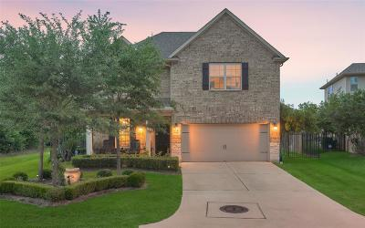 Tomball Single Family Home For Sale: 134 N Heritage Mill Circle