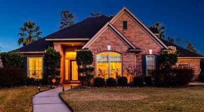 Kingwood Single Family Home For Sale: 2434 Riverway Oak Drive