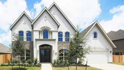 Friendswood Single Family Home For Sale: 2509 Royal Field Lane