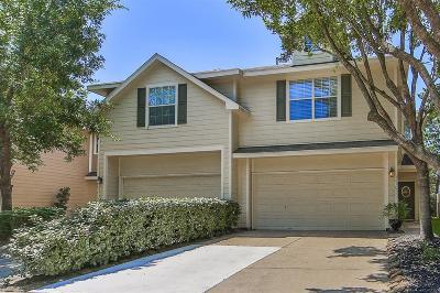 Katy Condo/Townhouse For Sale: 5630 Claybeck Lane