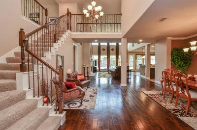 Katy Single Family Home For Sale: 3118 Seminole Peak Lane