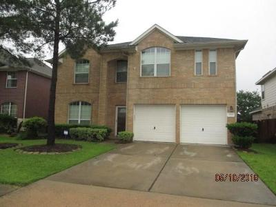 Pearland Single Family Home For Sale: 2105 Drake Falls Drive