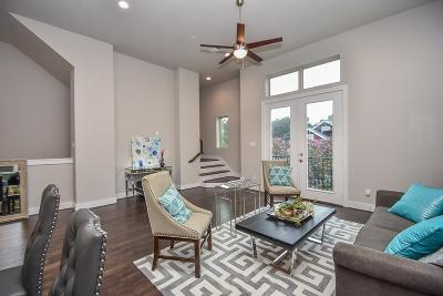 Houston Condo/Townhouse For Sale: 1211 Wrightwood Street