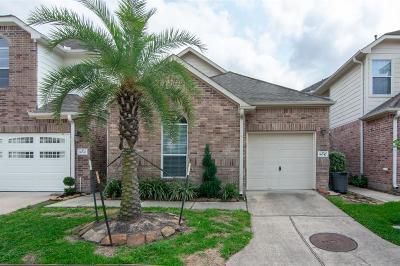 Harris County Rental For Rent: 8047 Villa De Norte Street