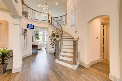 Brookshire Single Family Home For Sale: 33523 Green Prairie Drive
