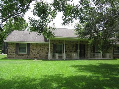 Manvel Single Family Home For Sale: 8603 Lovers Lane