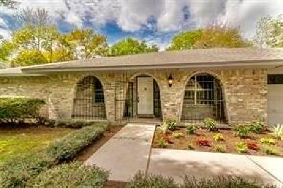 Dickinson Single Family Home For Sale: 3824 Evergreen Drive
