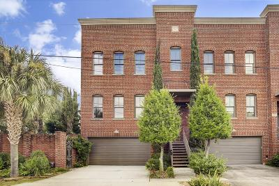 Houston Condo/Townhouse For Sale: 932 Knox Street