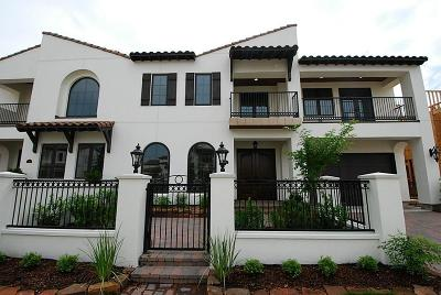 The Woodlands TX Condo/Townhouse For Sale: $777,000