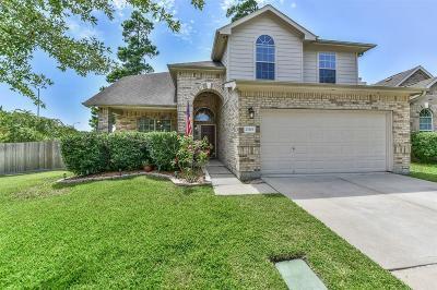Spring Single Family Home For Sale: 23303 Triple Spur Lane