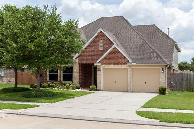 Pearland Single Family Home For Sale: 3727 Wild Oak Drive