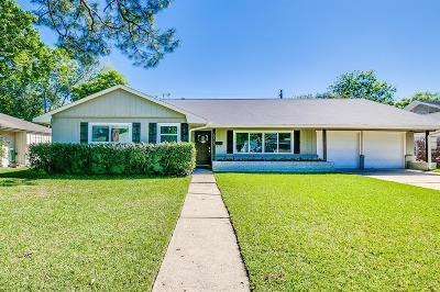 Harris County Single Family Home For Sale: 5115 Kinglet Street