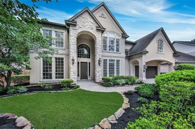 The Woodlands TX Single Family Home For Sale: $785,000