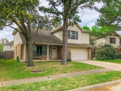 Houston Single Family Home For Sale: 7211 Silver Meadow Court