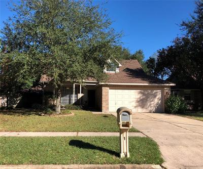 Tomball Single Family Home For Sale: 19530 Stamford Drive