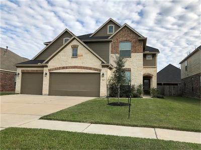 Rosenberg Single Family Home For Sale: 2807 Intrepid Trl