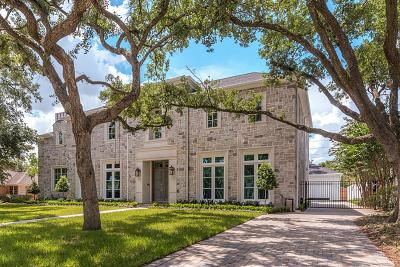 Houston Single Family Home For Sale: 5683 Longmont Drive